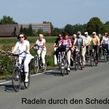 Fahrt der Ahnenforscher nach Horstmar 2011