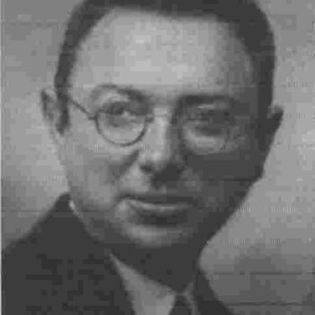 August Holländer